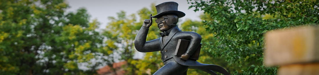 Mr. Ichabod statue