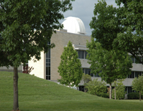 Stoffer Science Hall Crane Observatory dome-5