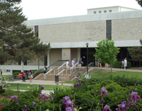 Mabee Library Exterior-1