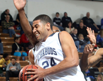 Ichabods basketball in Lee Arena-4