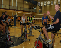 Cycling class at SRWC-5