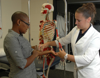 Physical therapist assistant students-1