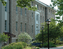 Benton Hall Closeup-1