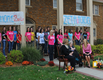 Zeta Tau Alpha members at event-3