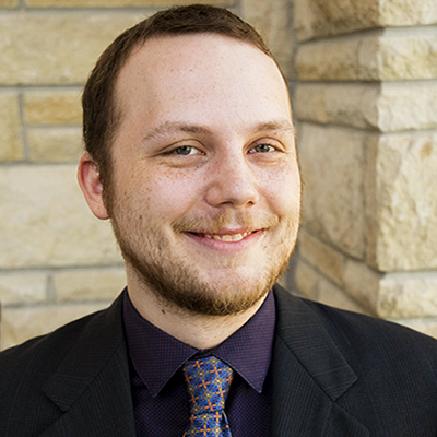 Ian Marples is an admissions counselor at Washburn University.
