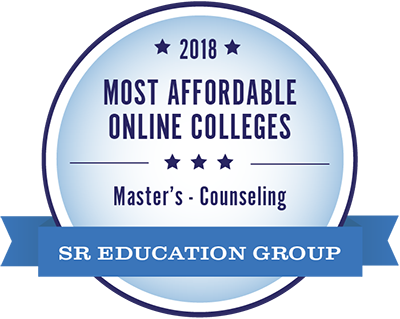decorative graphic for 2018 most affordable online colleges