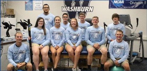 2018 Athletic Training Students