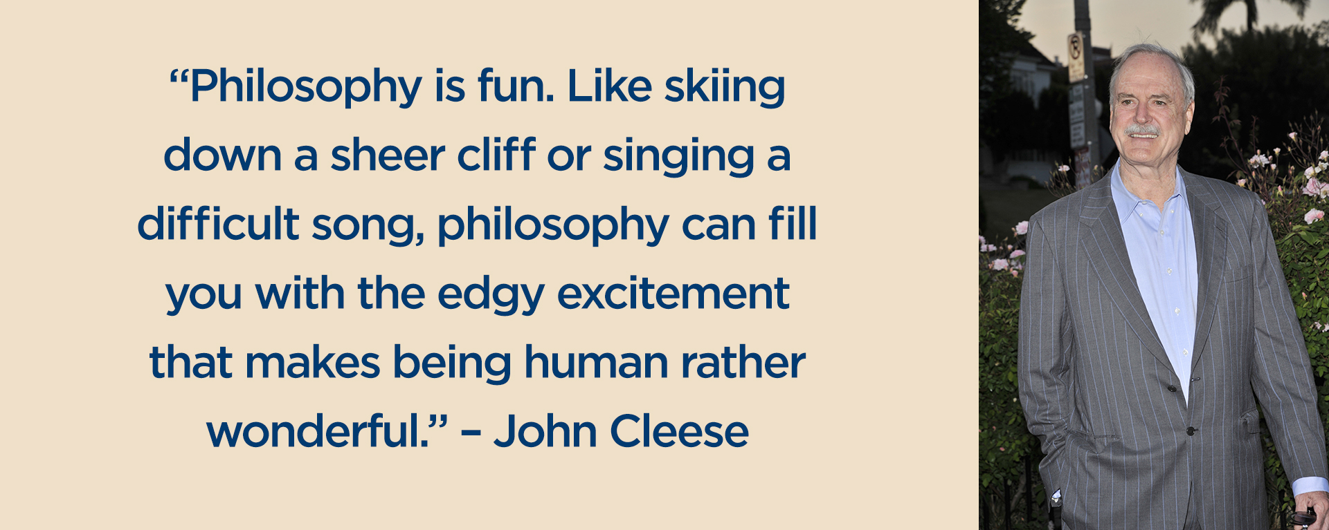 John Cleese Quote