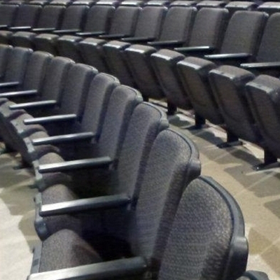 Neese Gray Theatre seats