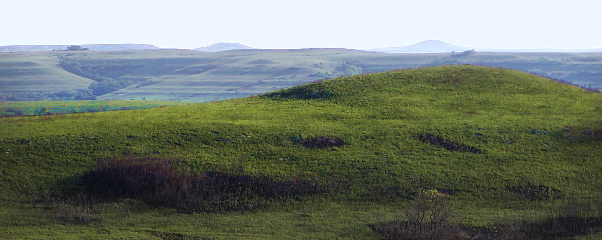 Flint Hills Near Manhattan