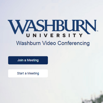 Washburn zoom logo