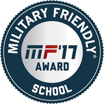 Military Friendly School Award Emblem