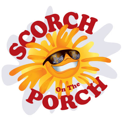 scorch on the porch logo