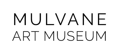 Mulvane Art Museum - three arches logo