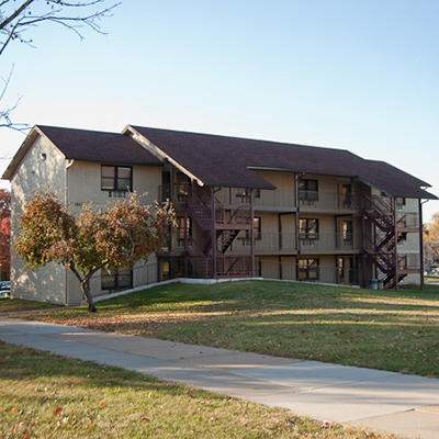 Photo of Kuehne hall