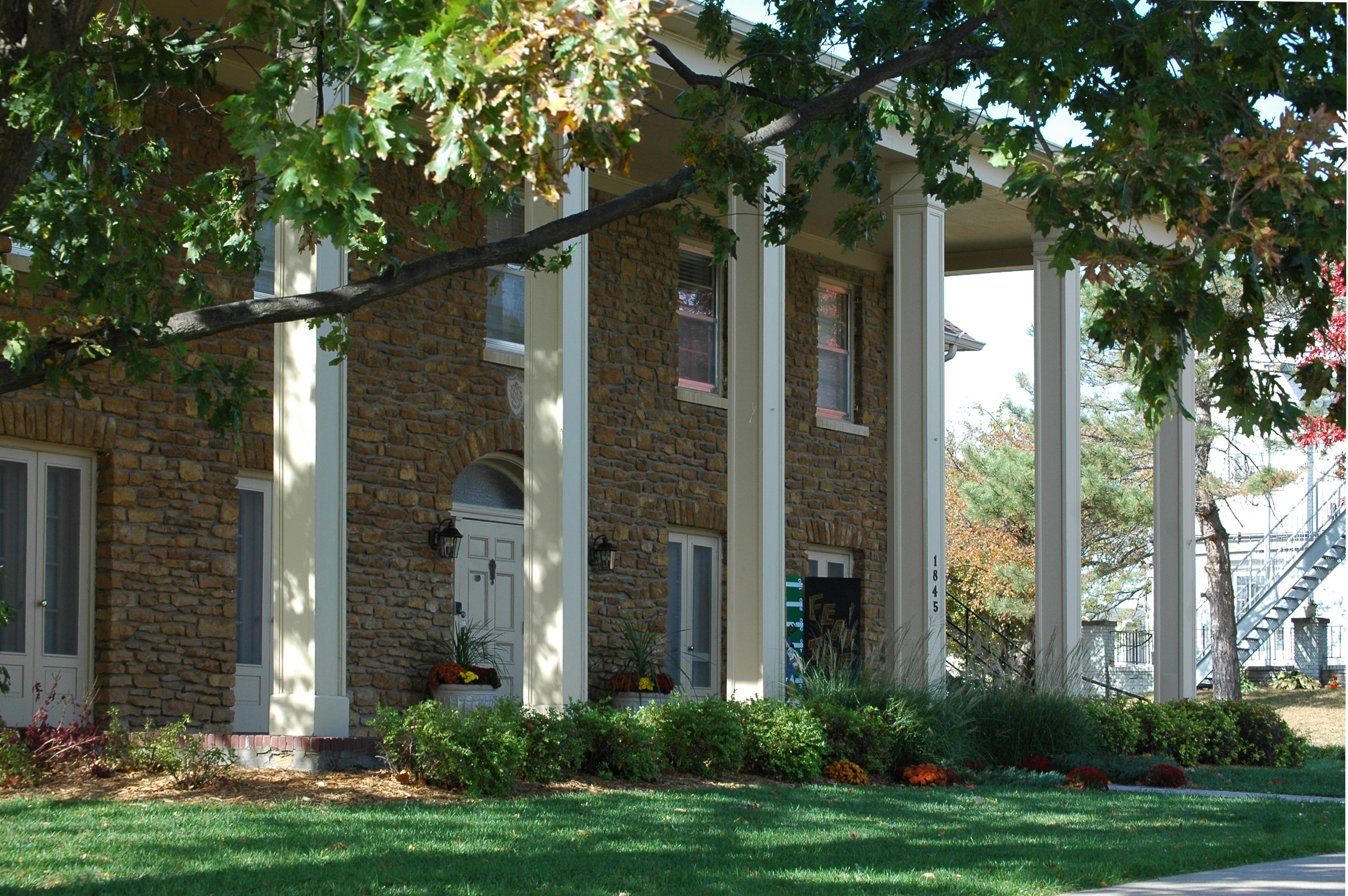 Zeta Tau Alpha House