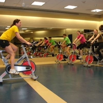 exercise bike class