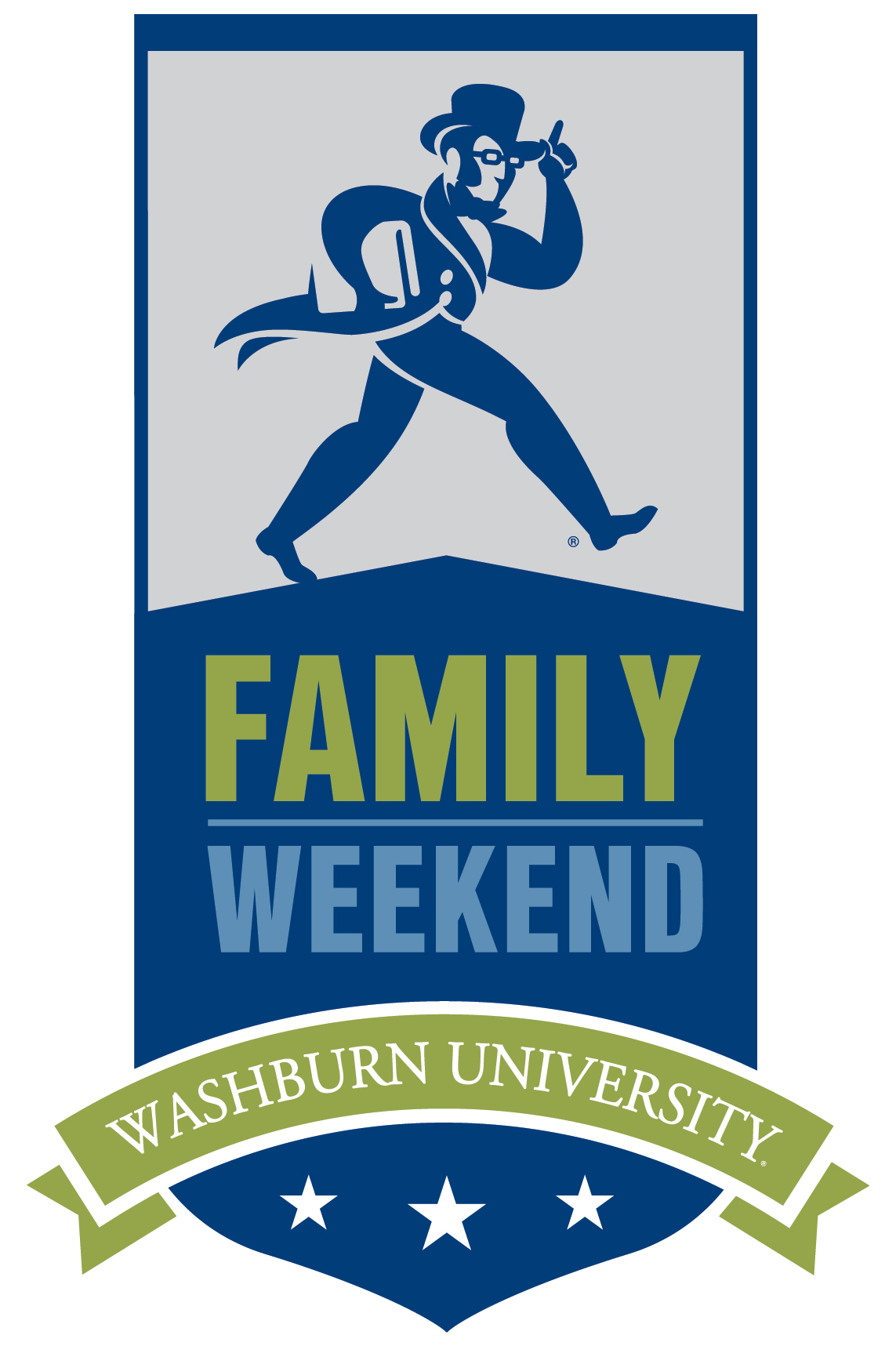 Family Weekend Graphic