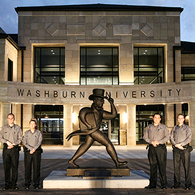 Washburn Police home page