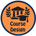 course design badge