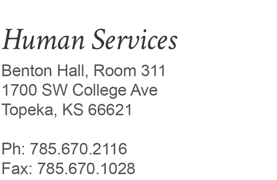 Human Services universities studies