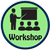 workshop badge
