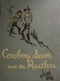 Cowboy Sam and the Rustlers, cover