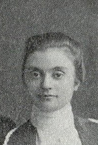 Edna Walker Chandler as a young woman
