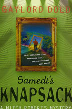 Samedi's Knapsack, Book Cover, Gaylord Dold