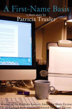 A First Name Basis, Book Cover, Patricia Traxler