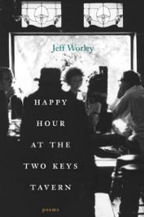 Happy Hour At The Two Keys Tavern, Book Cover, Jeff Worley