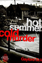 Hot Summer Cold Murder, Book Cover, Gaylord Dold