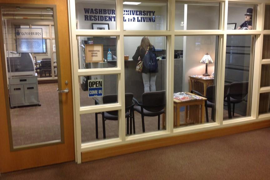 Living Learning Center | Washburn University 20 & Living Learning Center | Washburn University